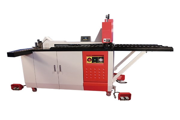 Bus processing machine