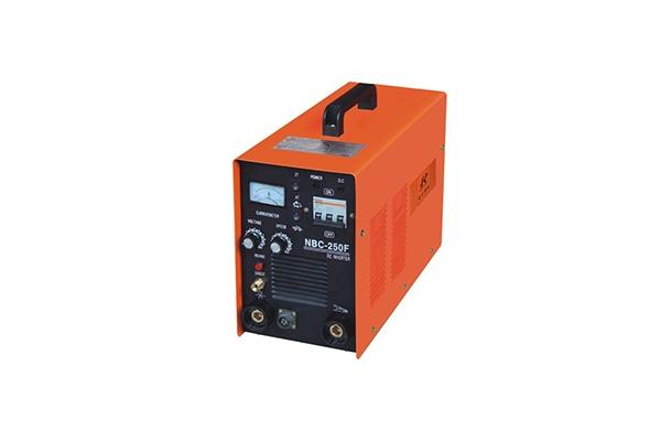 Gas shielded welderNBC-250F