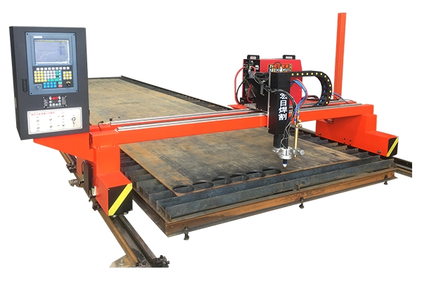 Light gantry CNC cutting machine